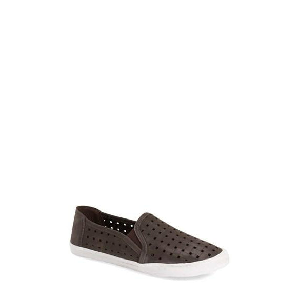 Shea INK Woven Leather Slip-On by Klub Nico