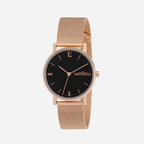 Gold Mesh Strap By Les Partisanes