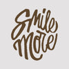 Women's Smile More Organic Cotton Tees - The Perfect Provenance
