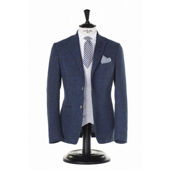 Navy & Black Sport Coat by Paul Taylor - The Perfect Provenance