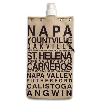 Napa Subway Flask by Tote+Able