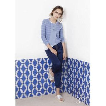 Casual Blue Pant by ToneT - The Perfect Provenance