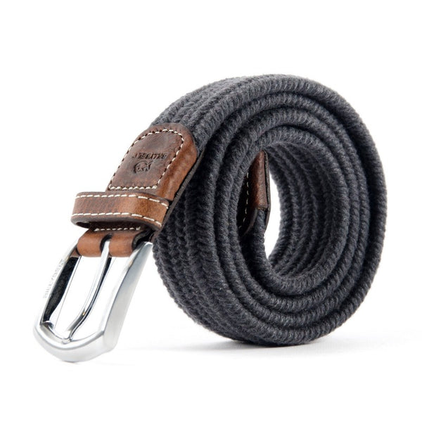 Wool Grey Belt by Billy Belt - The Perfect Provenance