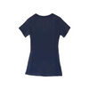 Smile Greenwich Women's Navy Scoop Tee - The Perfect Provenance