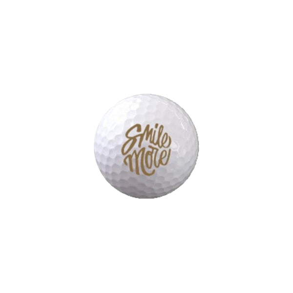 Smile More Titleist Pro V 1 Golf Balls - The Perfect Provenance