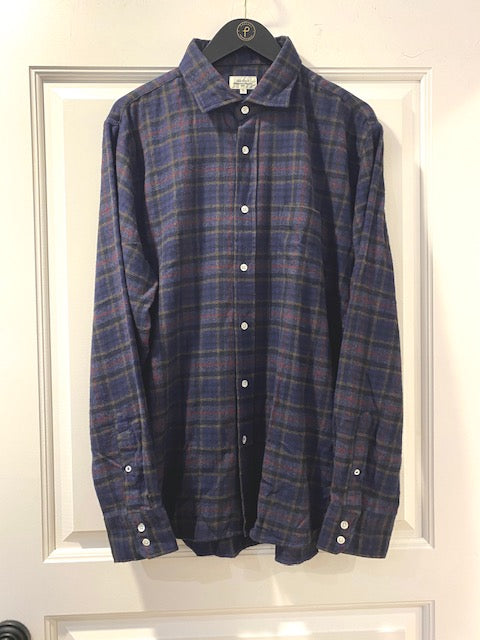 Plaid Flannel by Hartford