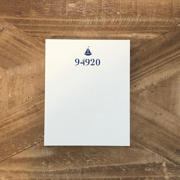 94920 Notepad by My Life in Parties