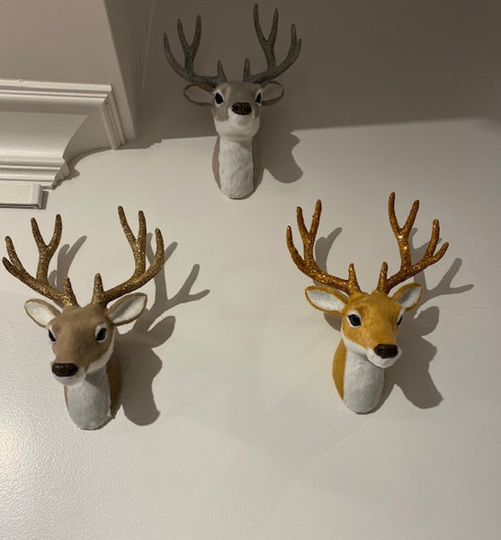 Mounted Reindeer Display by Hoff Interieur - The Perfect Provenance