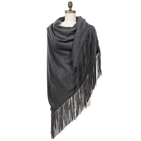 Fringe Soft Wrap by Tilo
