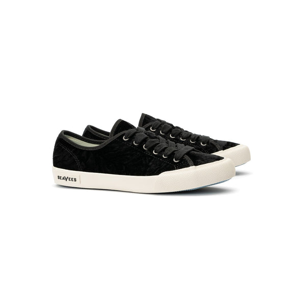 Monterey Crush Black Sneaker By Seavees - The Perfect Provenance