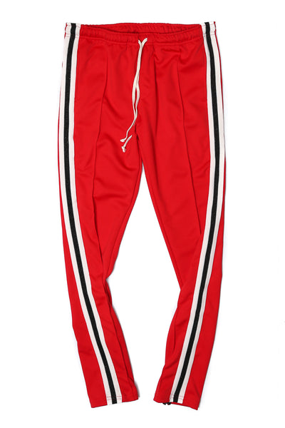 SSC TRACK PANTS 1 RED