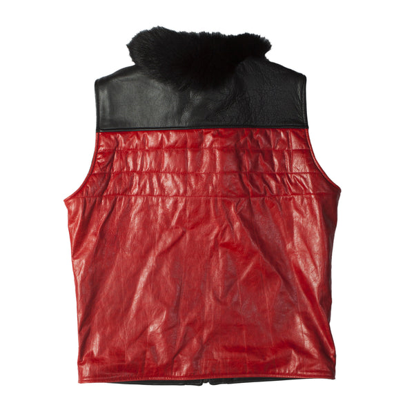 SSC Stuntman Vest (BLACK/RED)