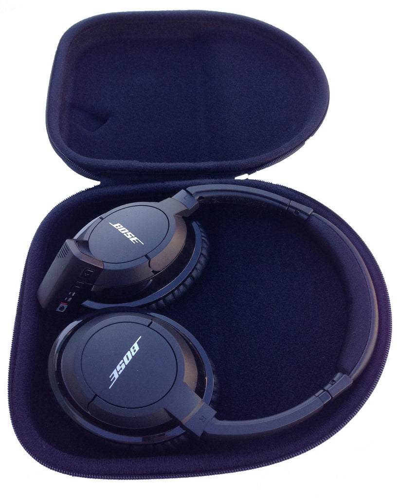 53a8d8f9910 CASEBUDi Headphone Case - Compatible with Bose AE2w and SoundLink®  around-ear Bluetooth headphones