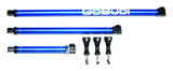 Extension Pole Set for GoPro Hero Camera - 3 extensions and bolts