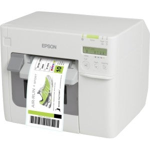 Epson TM-C3500 Label Printer