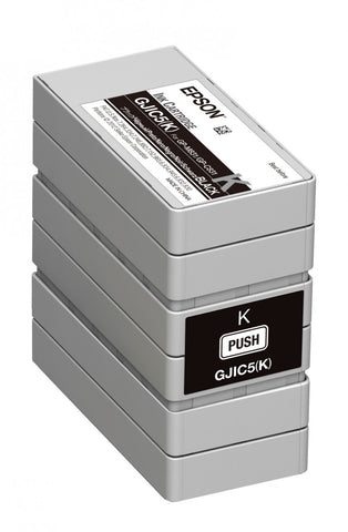Epson GP-C831 Black Ink Cartridge GJIC5(K) SKU: C13S020563