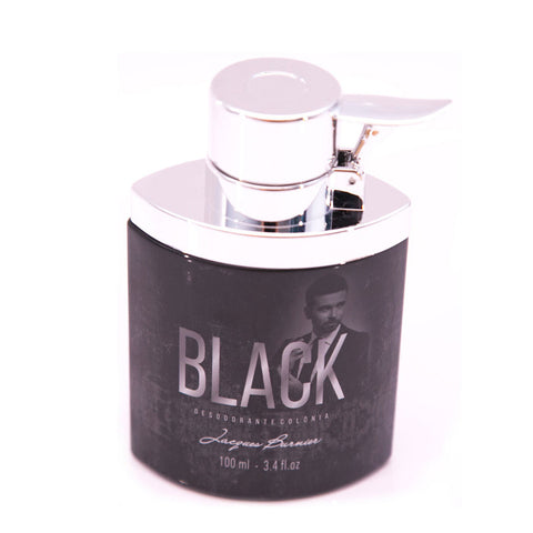 Deo Colônia Black 100ml Jacques Burnier