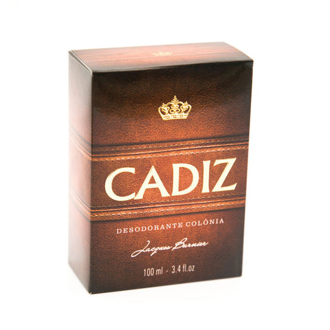 Deo Colônia Cadiz 100ml Jacques Burnier