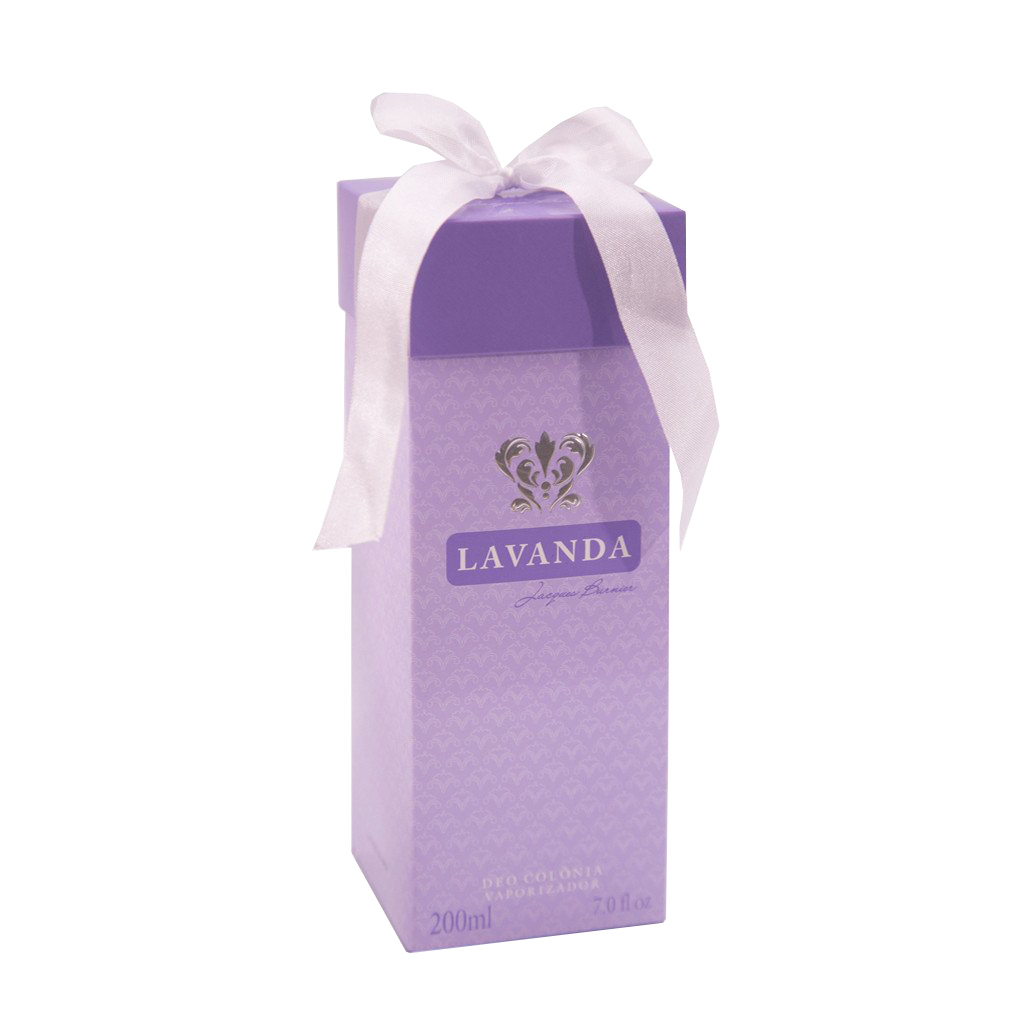 Deo Colônia Lavanda 200ml Jacques Burnier