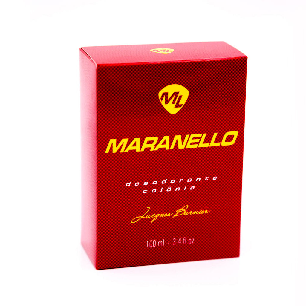Deo Colônia Maranello 100ml Jacques Burnier