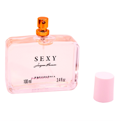 Deo Colônia Sexy 100ml Jacques Burnier