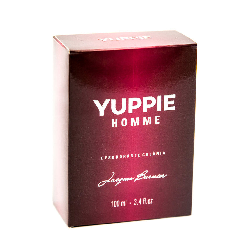 Deo Colônia Yuppie 100ml Jacques Burnier