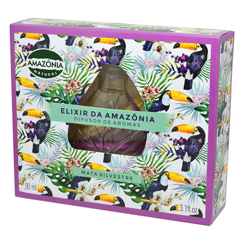 Espuma para Barbear Açaí Amazônia Natural 250ml