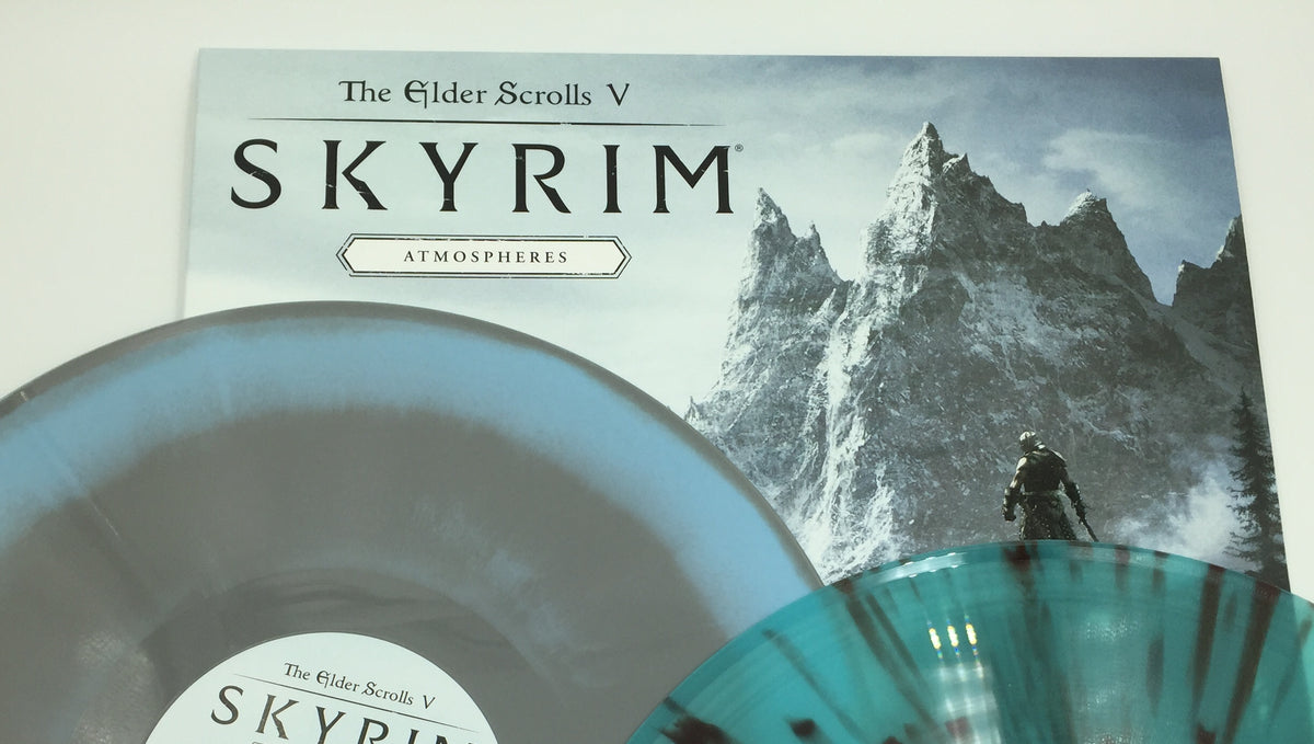 SKYRIM: ATMOSPHERES LP - SOLD OUT!