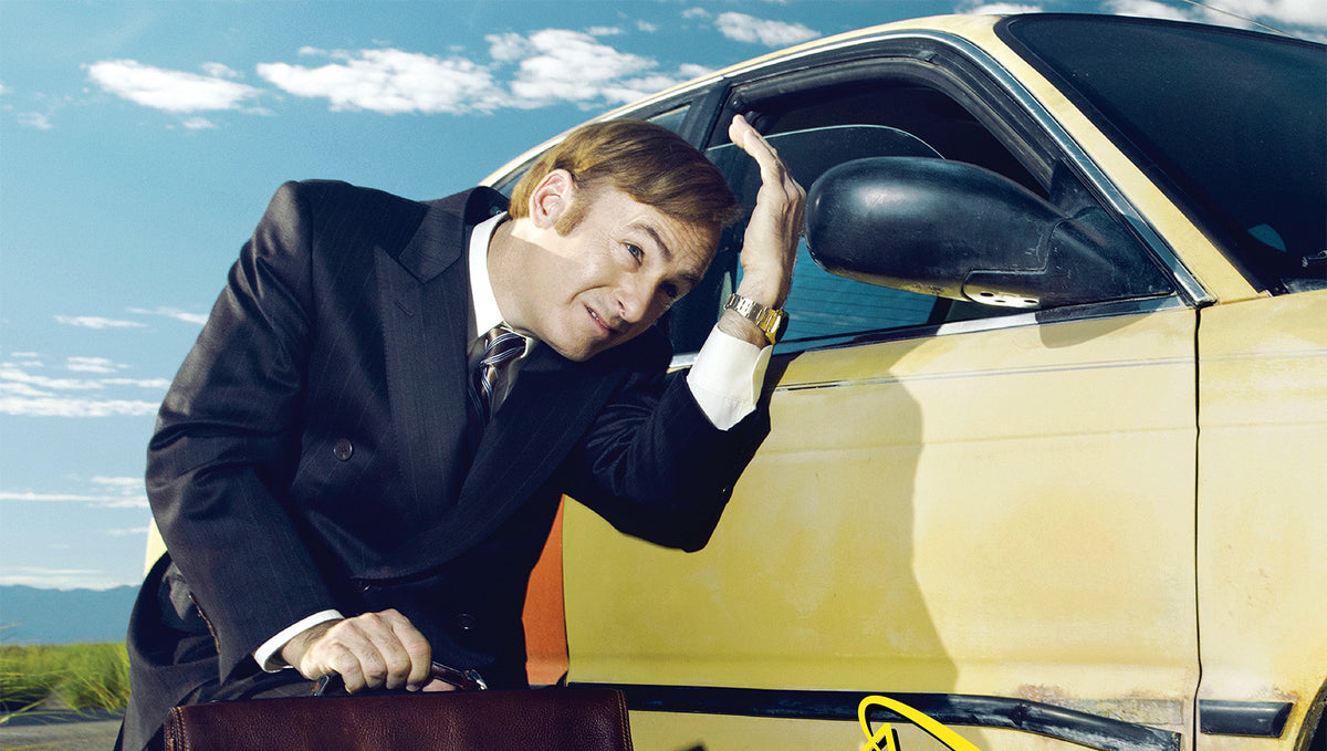 "SPACELAB9 ANNOUNCES ""BETTER CALL SAUL: ORIGINAL TELEVISION SOUNDTRACK, SEASON 1"" LP"