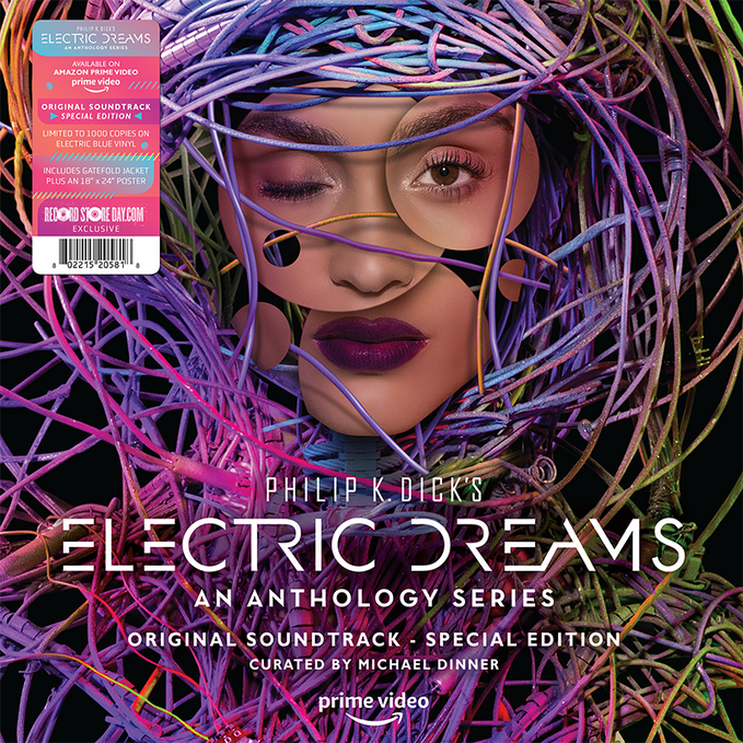 PHILIP K. DICK'S ELECTRIC DREAMS LP for BLACK FRIDAY RSD