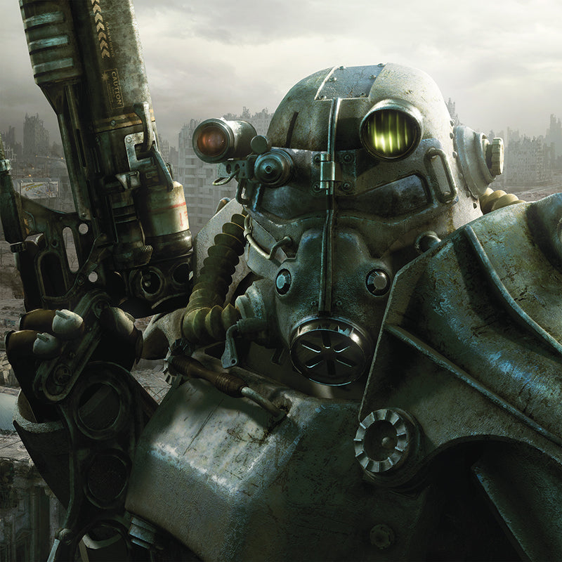 FALLOUT 3 RETURNS - WITH BONUS GALAXY RADIO TRACKS! | SPACELAB9