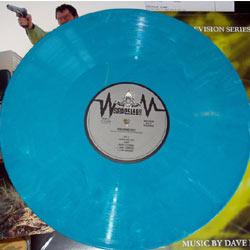 Breaking Bad Vol.1 Meth Blue Variant Double LP