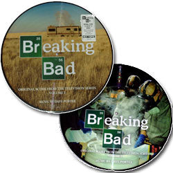 Breaking Bad Vol.2 Double LP Picture Disc