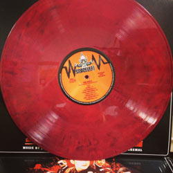 The Raid 2 Crimson Rain Variant Edition LP