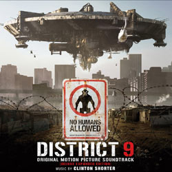District 9: Original Motion Picture Soundtrack [Deluxe Expanded Version] Double LP