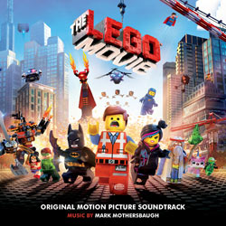 The Lego Movie Double LP