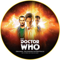 Doctor Who Picture Disc LP