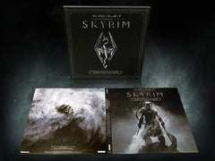 ** PRE-SALE ** The Elder Scrolls V: Skyrim - Ultimate 4 LP Box Set [SL9 Exclusive Glitter Vinyl - Limited 200]