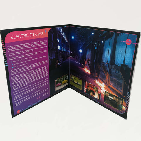PHILIP K. DICK'S ELECTRIC DREAMS: An Anthology Series Soundtrack LP [Exclusive SL9 Vinyl Variant]