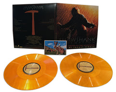 The Shawshank Redemption: Original Motion Picture Soundtrack Double LP [Yellow Vinyl Variant]