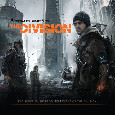 SOLD OUT Tom Clancy's The Division: Original Music From Double LP [Comms Module Variant - SPACELAB9 Exclusive]