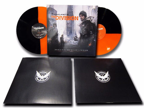 Tom Clancy's The Division: Original Music From Double LP [Comms Module Variant - SPACELAB9 Exclusive]