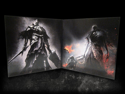 Dark Souls II: Original Game Soundtrack Double LP [*Dark Eye Orb* SPACELAB9 NYCC Exclusive]