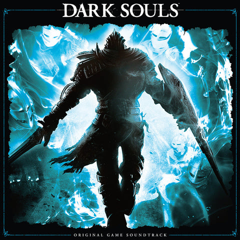 Dark Souls: Original Game Soundtrack Double LP [*Dark Eye Orb* SPACELAB9 NYCC Exclusive]