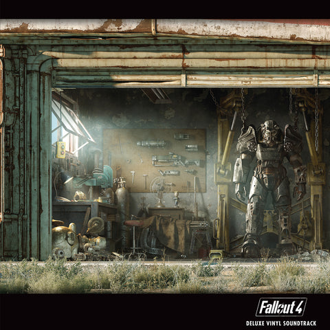 "* Fallout 4: Ultimate Vinyl Soundtrack"" 6 LP Box Set [Exclusive Nuka Cola Quantum Variant]"