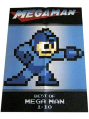 SOLD OUT Mega Man: Best of Mega Man 1-10 LP [CUT MAN Vinyl Variant]