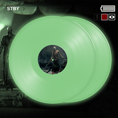 SOLD OUT Outlast: Trilogy of Terror - The Anthology Double LP [Glow-In-The-Dark Vinyl Variant] *US & REST OF WORLD*