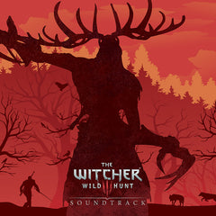 The Witcher 3: Original Game Soundtrack *Complete Edition* Four LP Set [NYCC Gold Vinyl Variant]