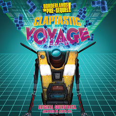 Borderlands The Pre-Sequel: Claptastic Voyage LP [*Sys_Admin* Variant - SPACELAB9 Exclusive]