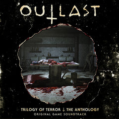 "Outlast: Trilogy of Terror - The Anthology Double LP [""Rain of Blood"" NYCC Exclusive Variant]"